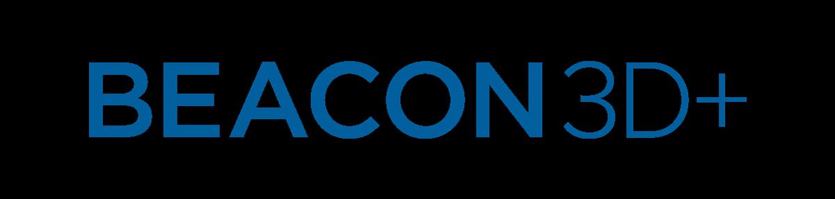 Beacon3D+ logo